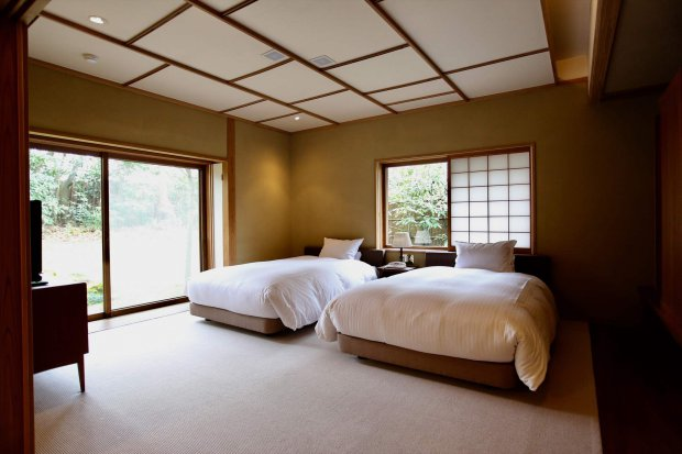 Japanese-Western-style room A