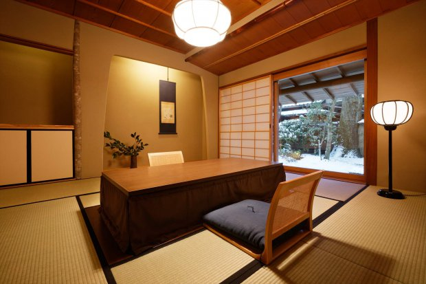Japanese‐style room C
