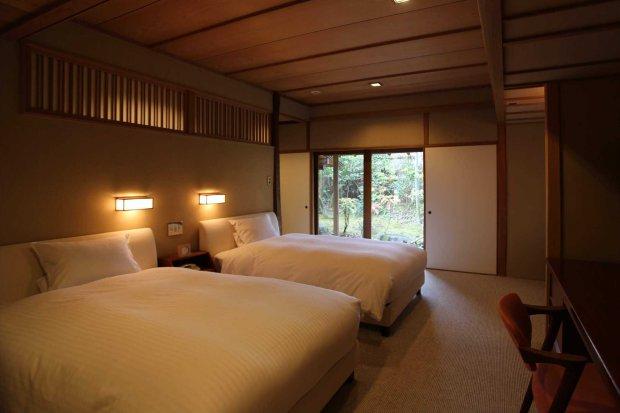 Japanese-Western-style room B