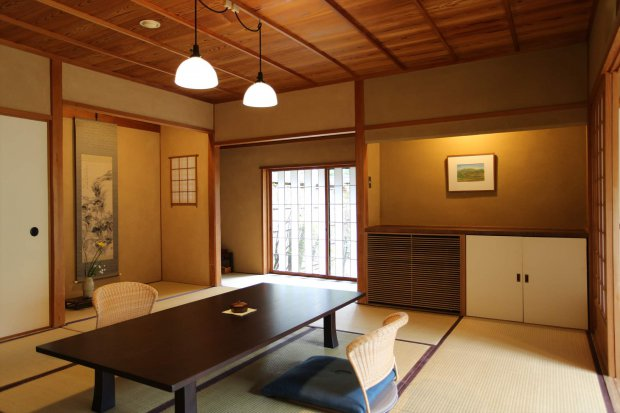 Japanese‐style room A