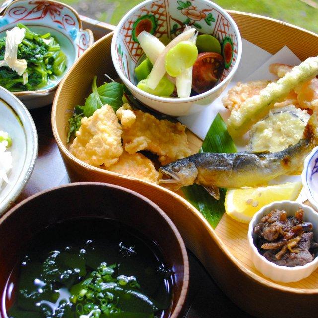初夏の彩り膳